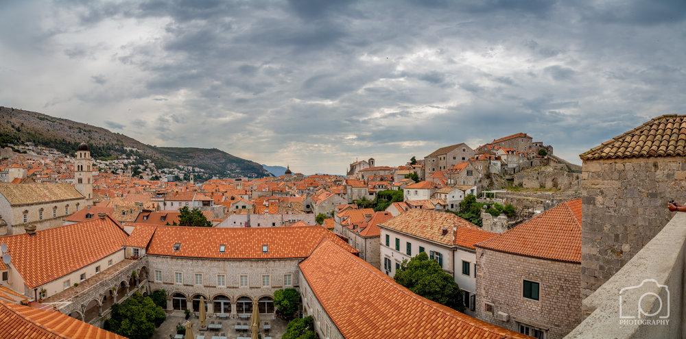 Dubrovnik Old Town - 9673
