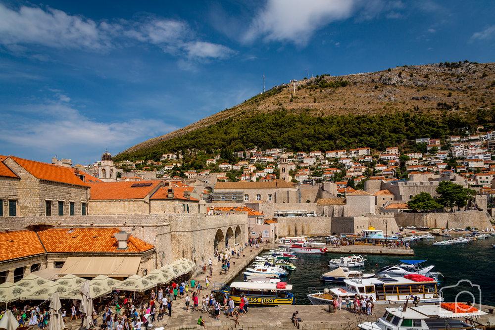 Dubrovnik Harbour - 9726