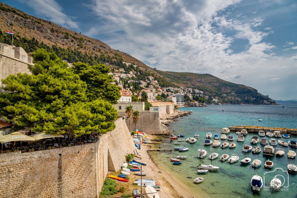 Dubrovnik Harbour - 9736
