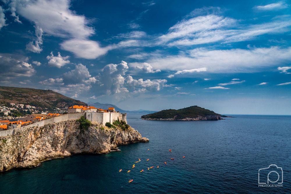 Dubrovnik Old Town - 9792