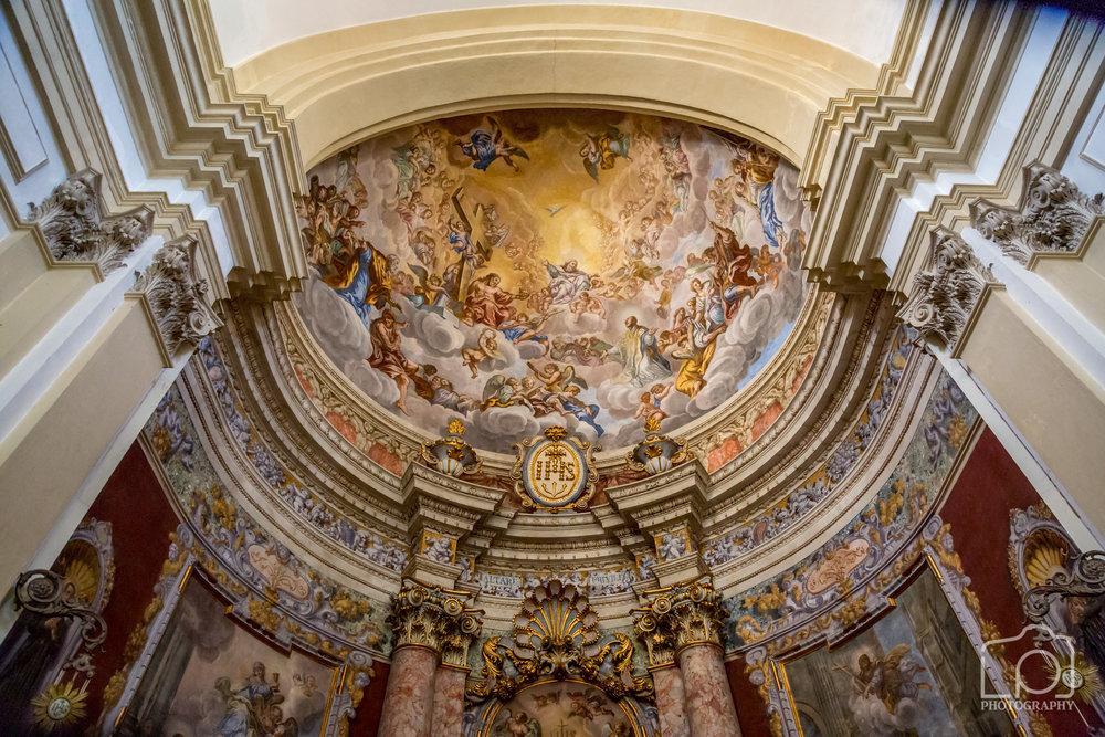 Dubrovnik Church - 9980