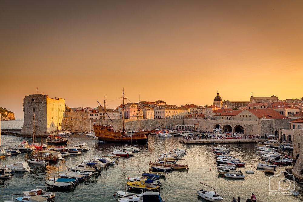 Dubrovnik Harbour - 9995