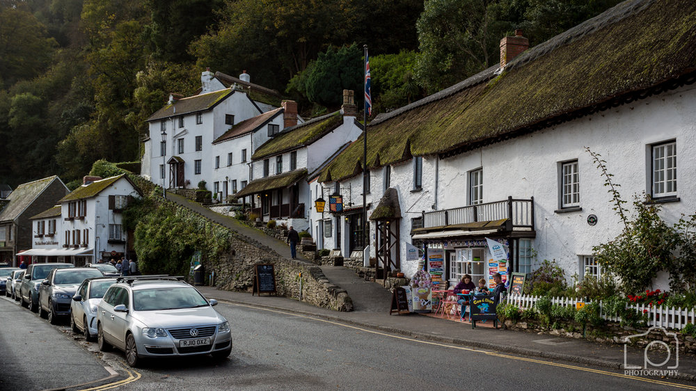 Lynmouth Cottages