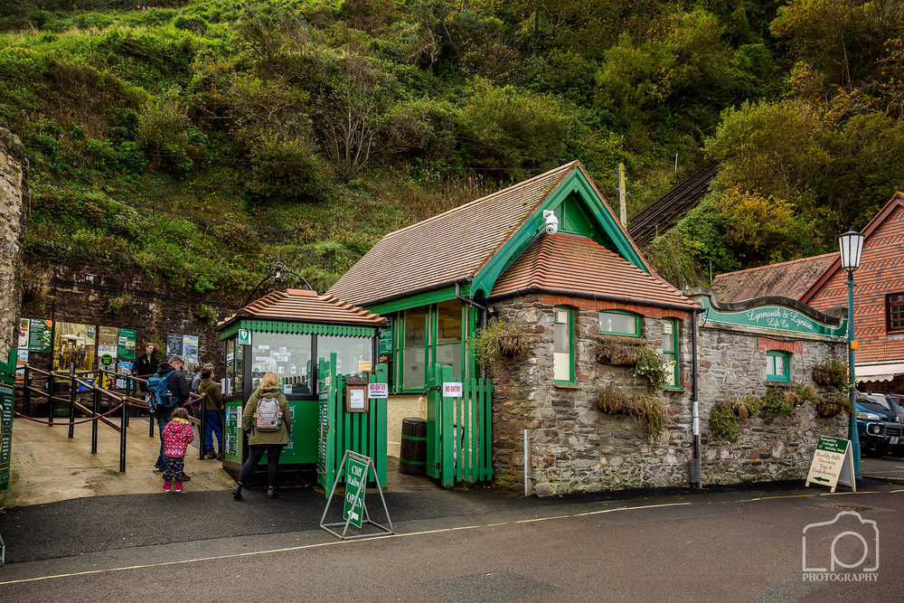 Lynmouth and Lynton Railway