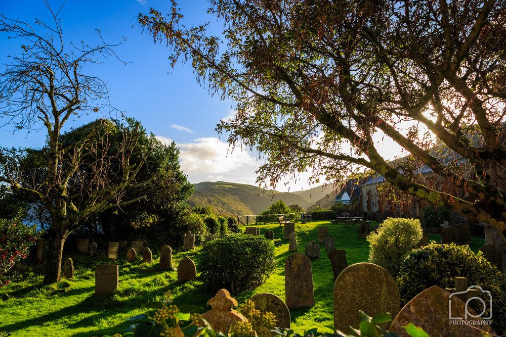 St Mary the Virgin Church Lynton