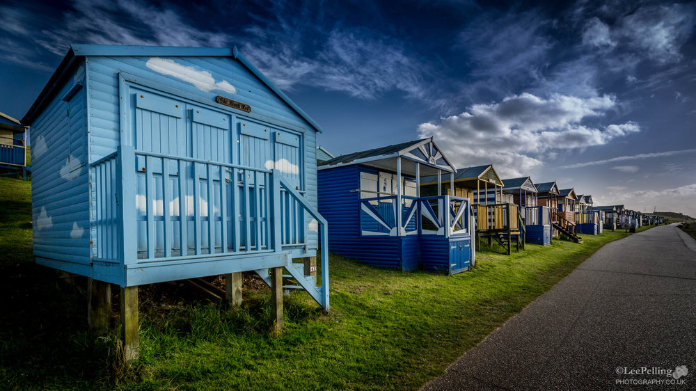 Blue Sky Beach Hut, Tankerton