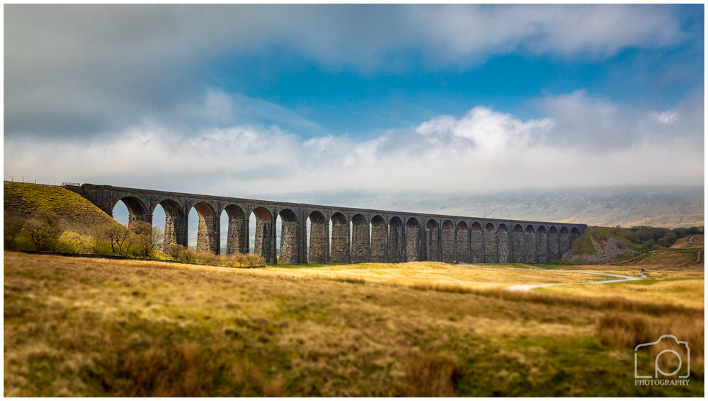 Ribblehead Viaduct Yorkshire Dales-2960