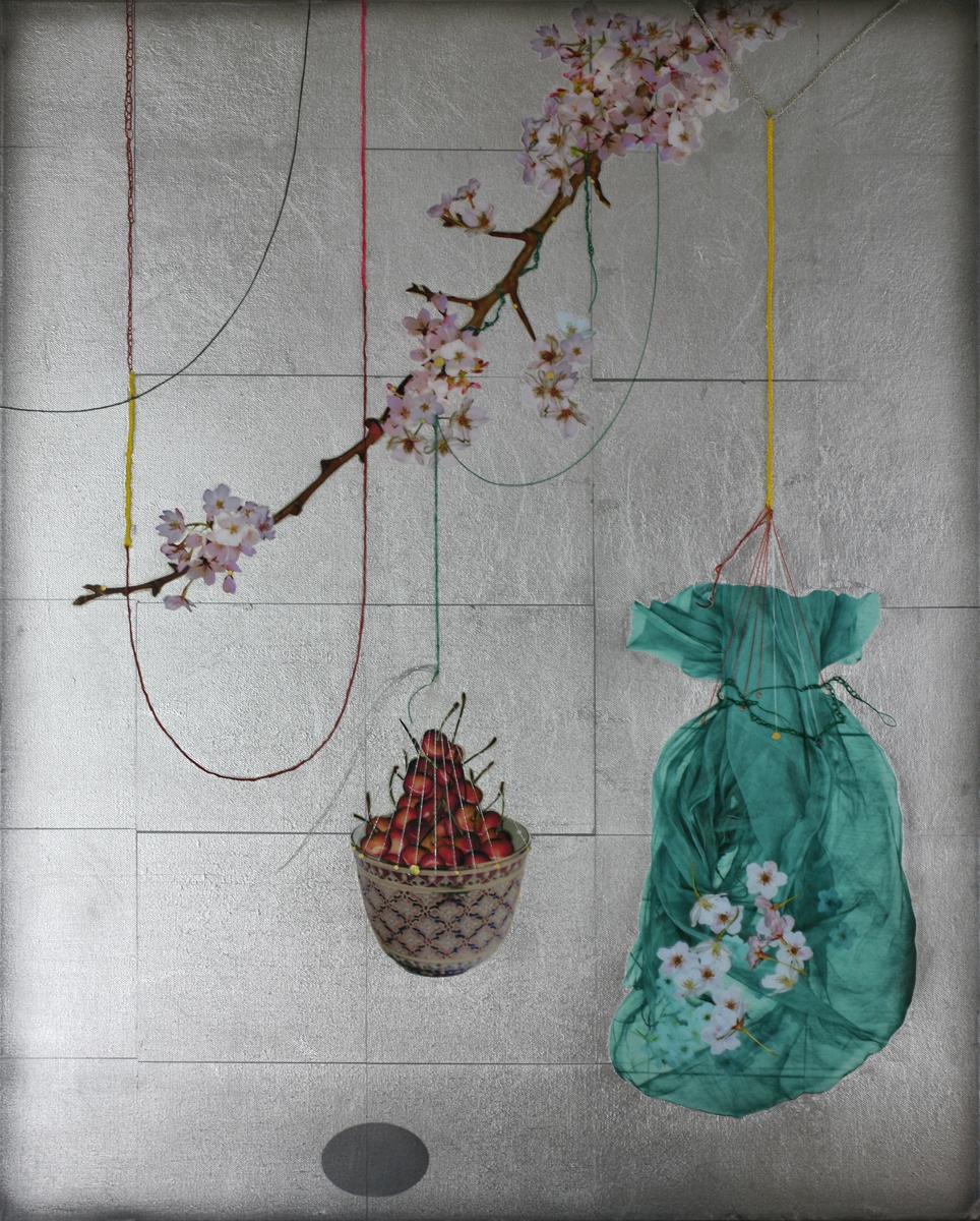 Cherry and cherry blossom #101