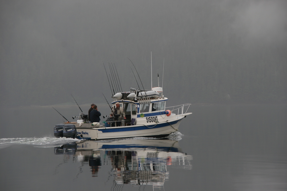 Southeast Alaska Charter Fishing Vessel