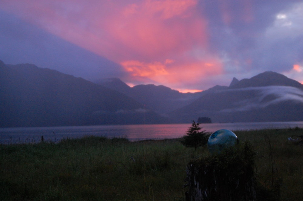 Alaskan Sightseeing