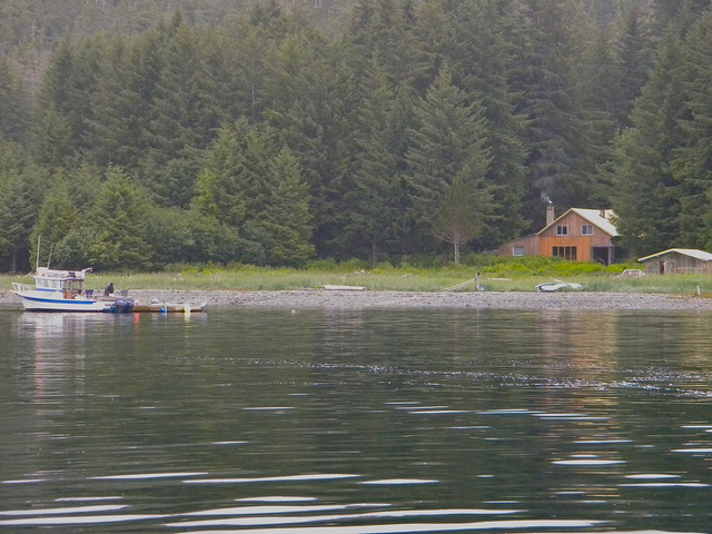 The Lisianski Inlet Lodge