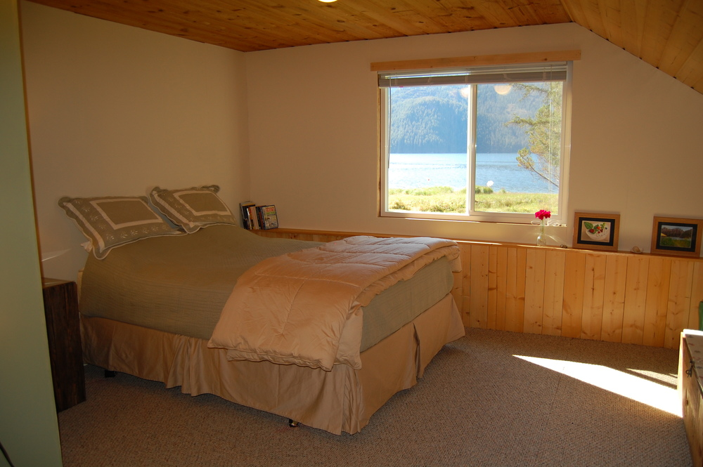 Bedrooms in The Lodge