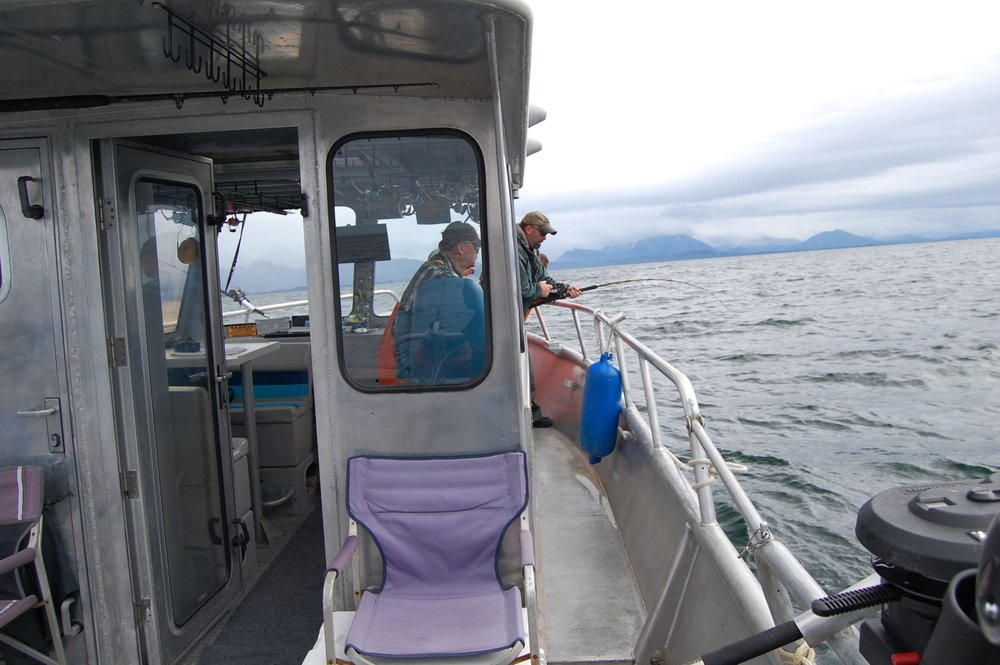 Alaskan charter vessel Pacific