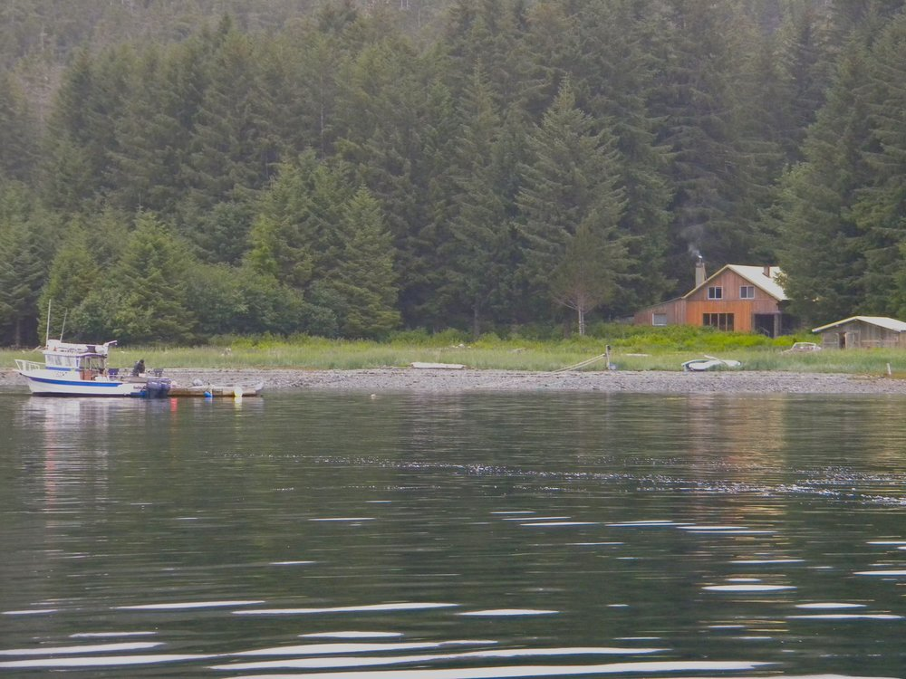 our fishing lodge