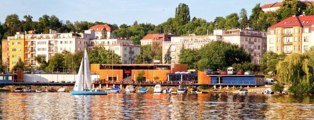 Restaurace Podolka, Praha