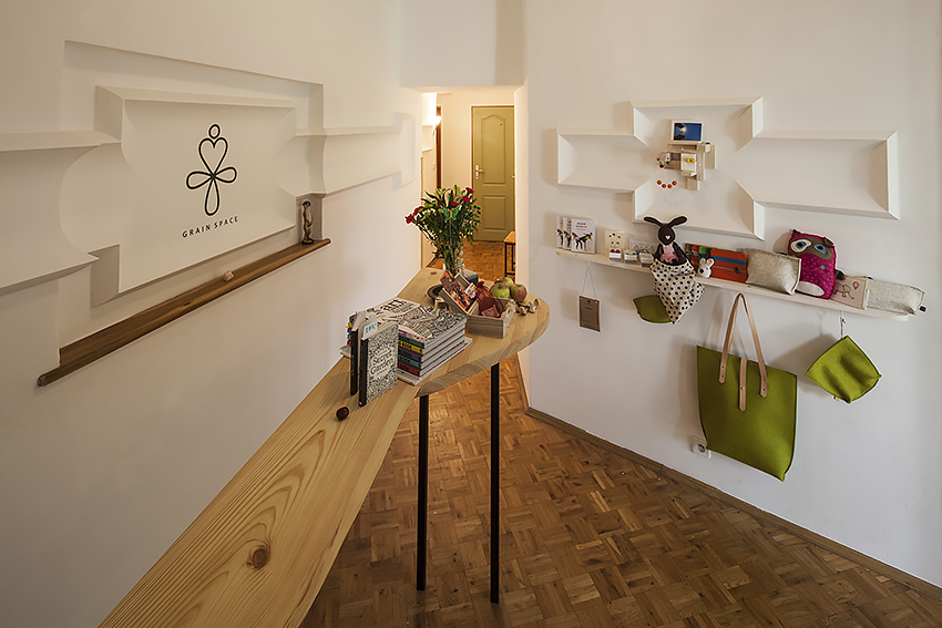 GrainSpace Studio, Praha 2 - Předsálí
