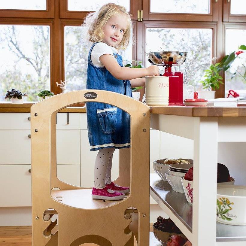 UĆÍCÍ VĚŽ    Máte-li doma šikovného manžela nebo dědu, zvládnete sami! Utukutu je dražší, ale máme tam 5% slevu BABYOGA18.