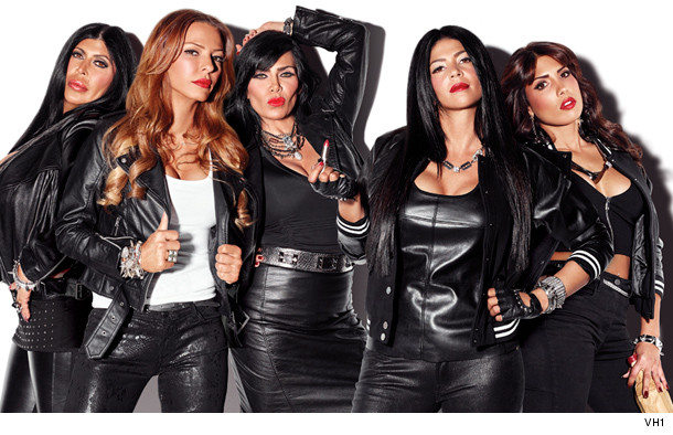 Mob Wives Promotional Shoot