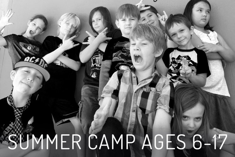Summer Camp Photo