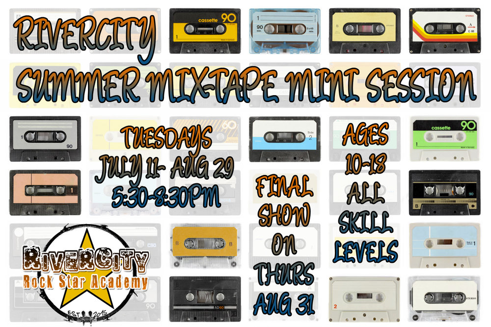 summer mix tape
