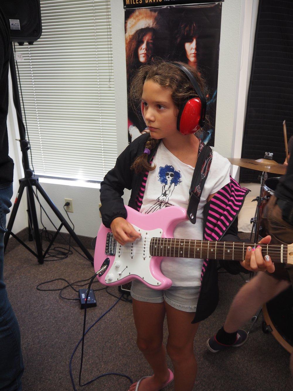 pop rocks music class age 5-7
