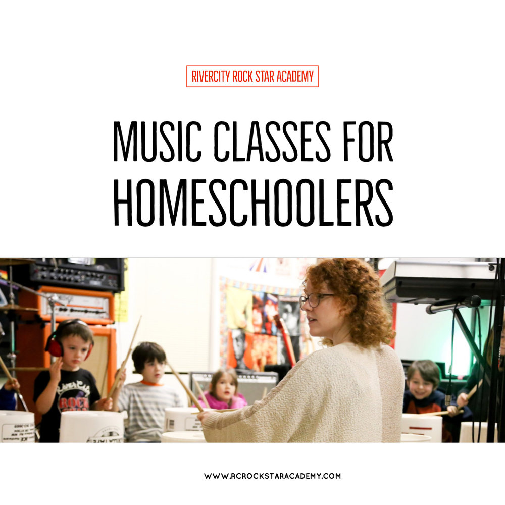 introduction to music for homeschoolers