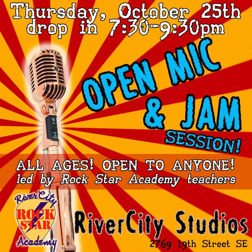 rivercity-open-mic-jam-session