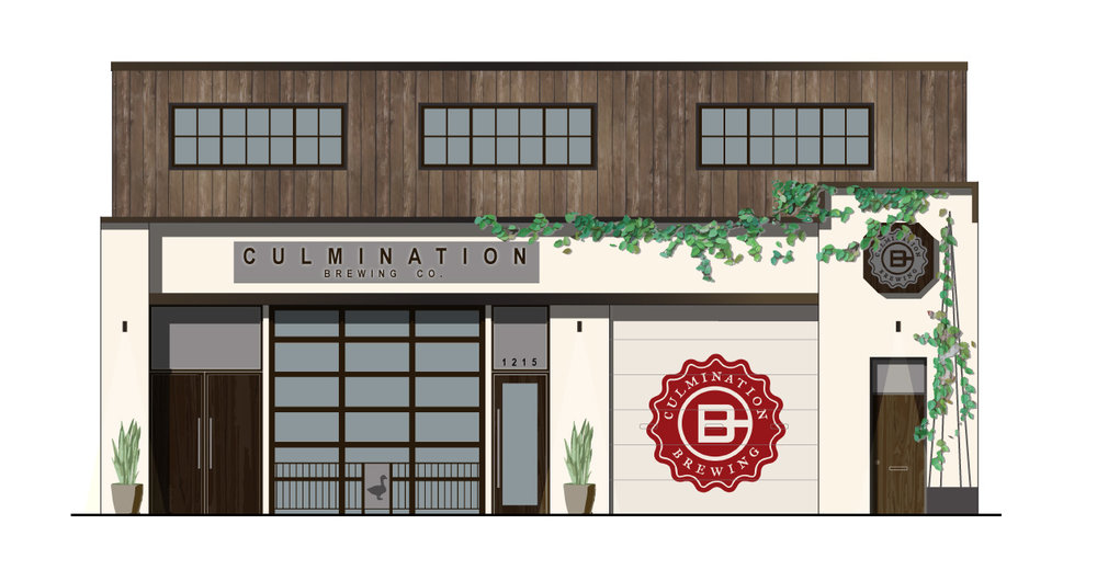 CULMINATION BREWING CO.  |  PORTLAND, OR