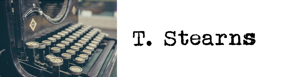 T. Stearns Blog