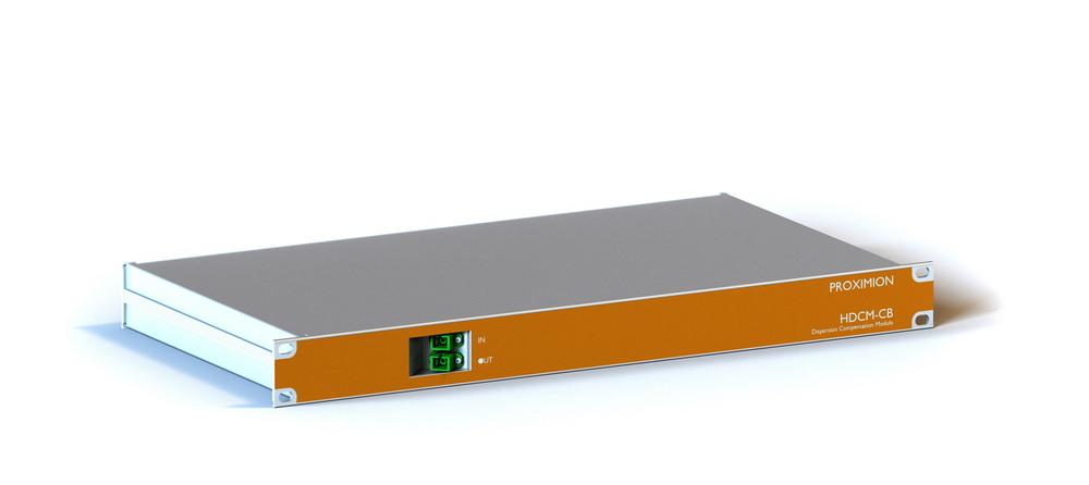 slope compensator for handling residual chromatic dispersion