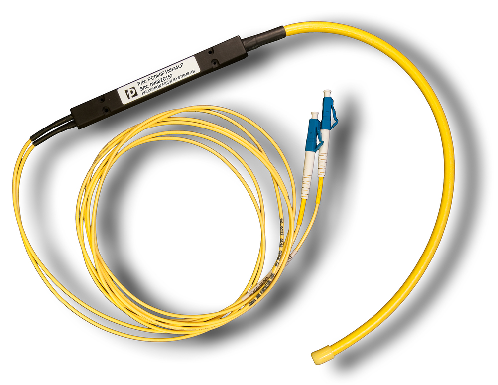 our continuous banded solution - patch cord