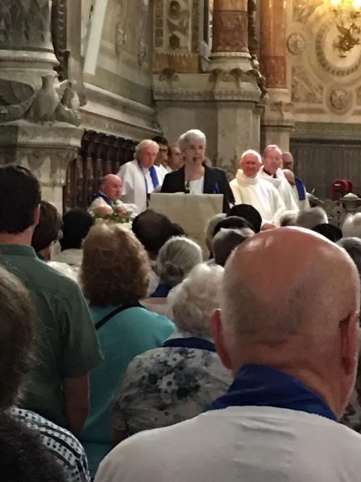Sr. Georgeanne Marie Donovan, SMSM, congregational leader
