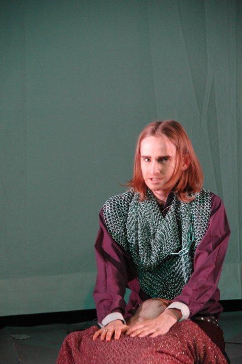 "Makeup for ""Hamlet"" 2011"