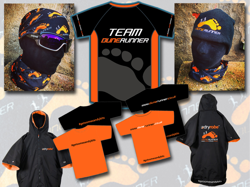 Some of the cool Dunerunner & Team Dunerunner kit available...
