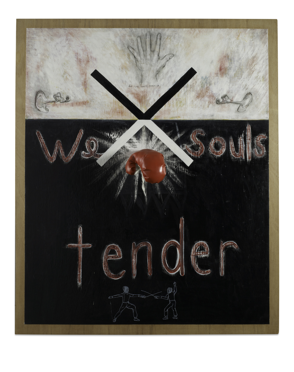 We Tender Souls  2012