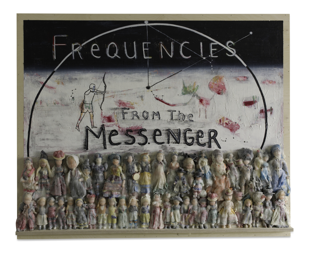 Frequencies from the Messenger   2012