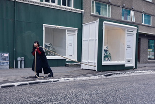 "Dragsúgur, ""The Mobile Window Gallery"""