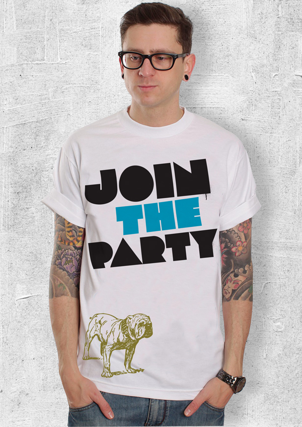 T-Shirt design front