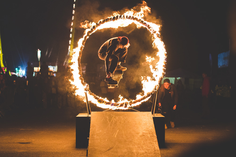 NASS Festival's Ring of Fire