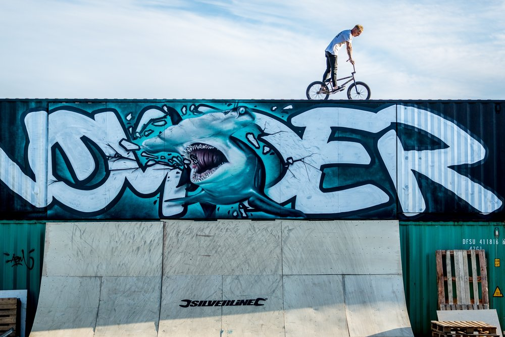 Wall Ride: Voyder