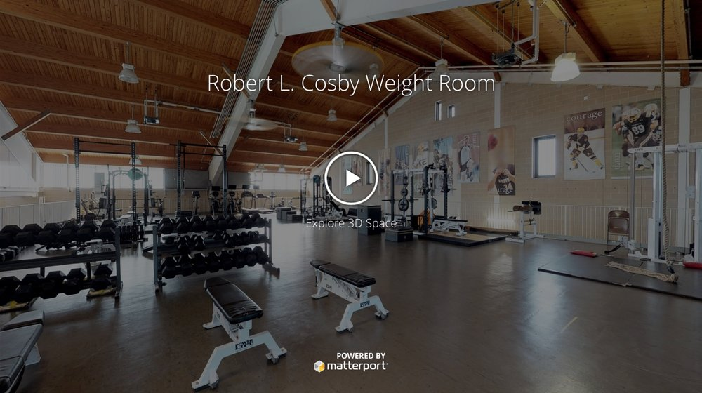 Robert L. Cosby Weight Room