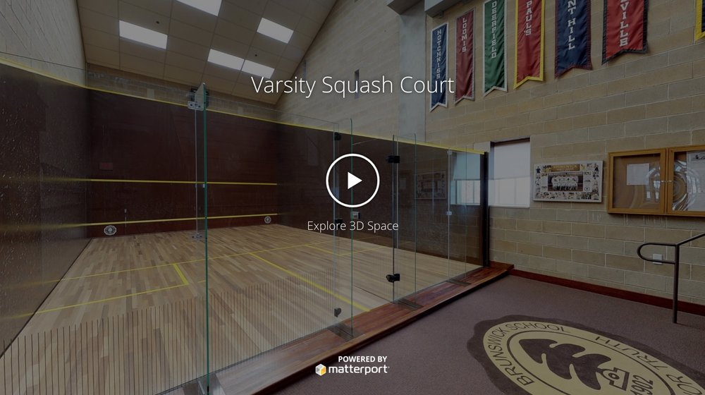 Brunswick Squash Court