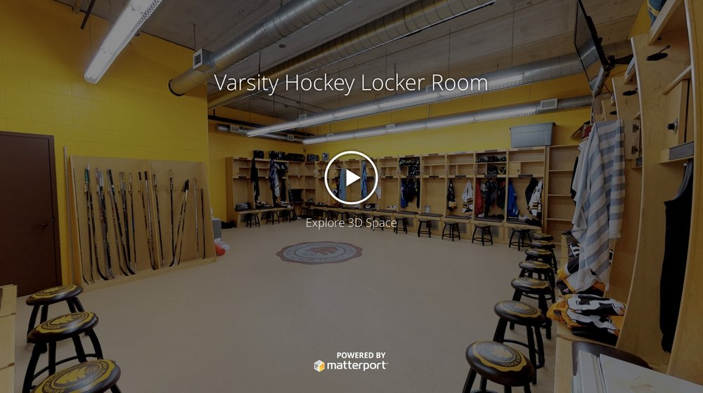 Brunswick Hockey Locker Room