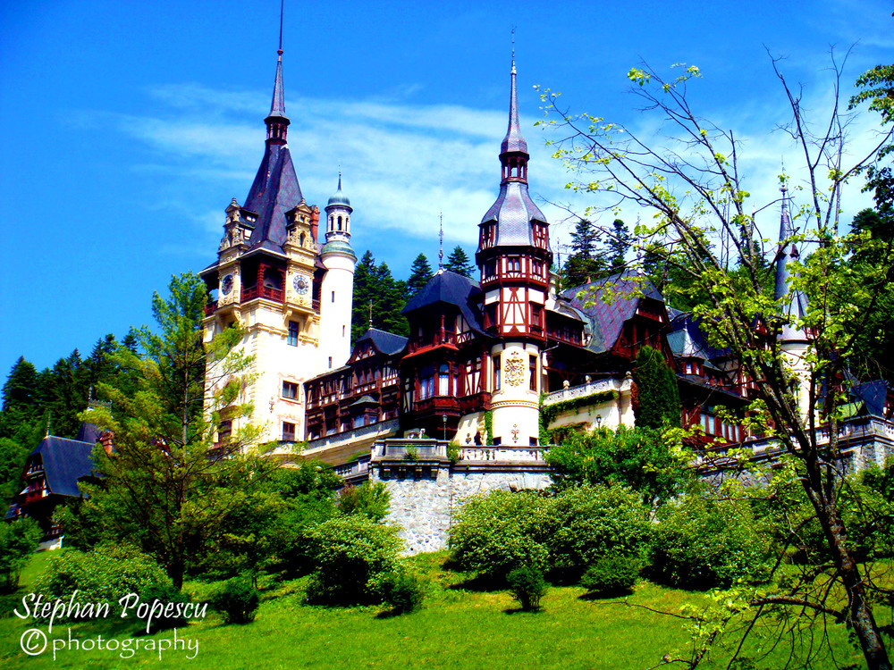 Seeing Romania's beauty firsthand was an experience I'll never forget.