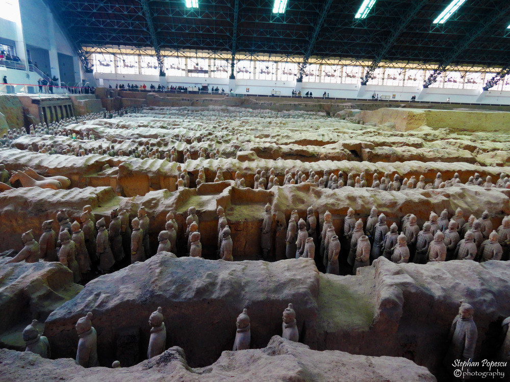 Terracotta Warriors - One of China's most famous sites, the Terracotta warriors were not as photogenic as I would have thought. Being there was unreal though. Walking through such an important part of history is something that's not easily forgotten.