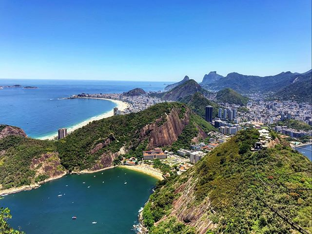 Another day, another part of South America that has instantly stolen my heart. Rio you are something else. #wheremypassportgoes