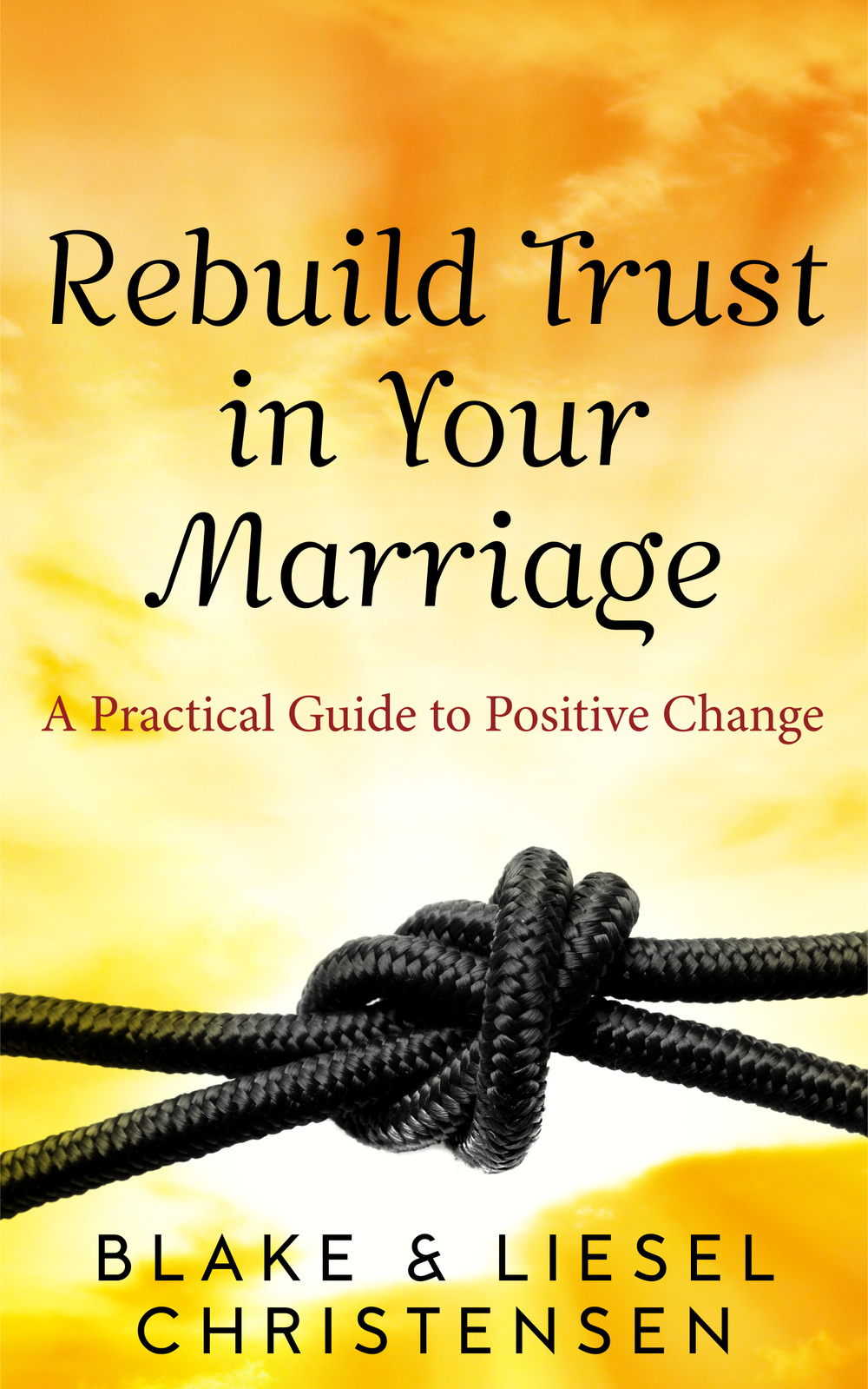 Couples CAN rebuild trust after a betrayal. Our new book has great tips and advice to show you how. Click here to check it out!