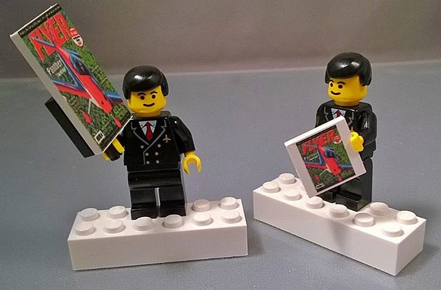 Another fun project. The many ways printing onto #LEGO can enhance your scene.