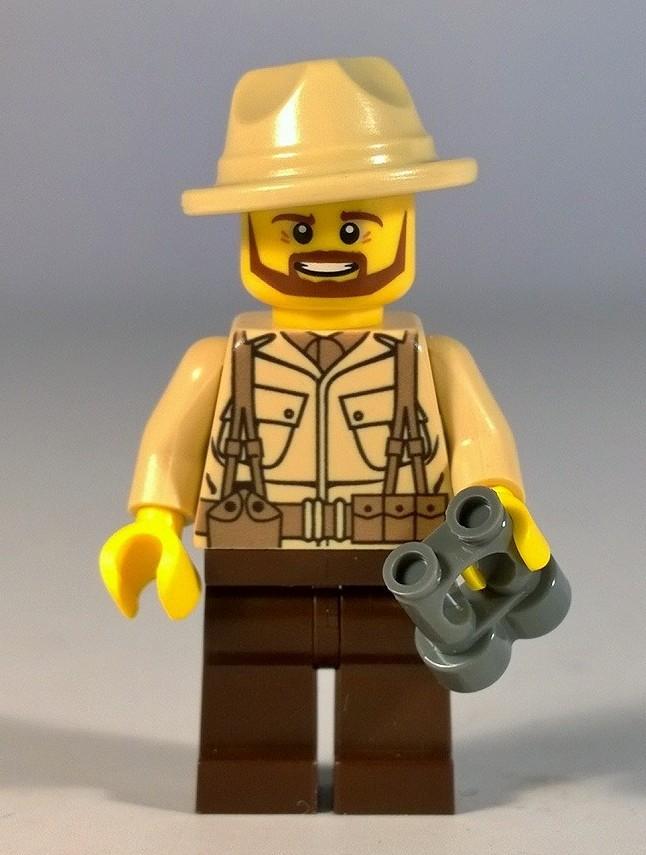 LEGO Minifig Printed Torso