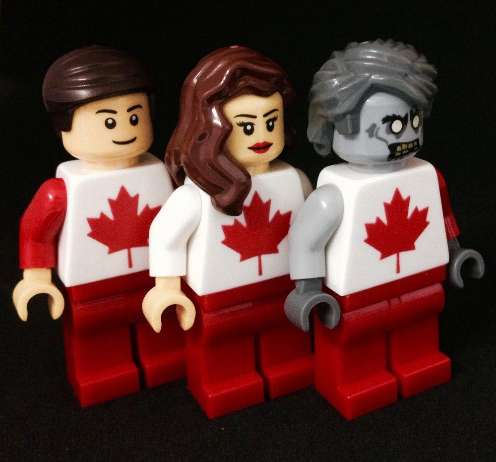 LEGO Minifigures Printed Torsos
